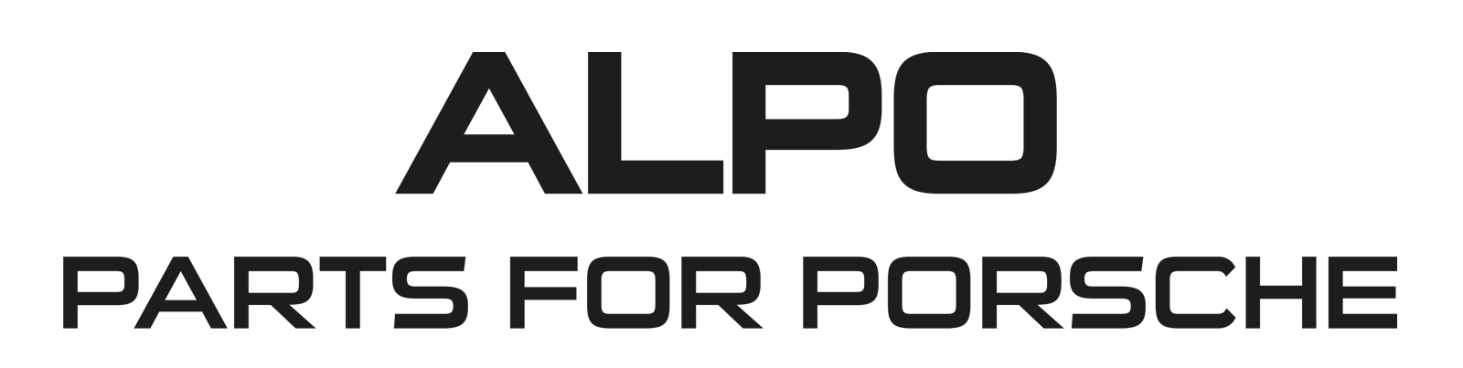 ALPO – Parts for Porsche